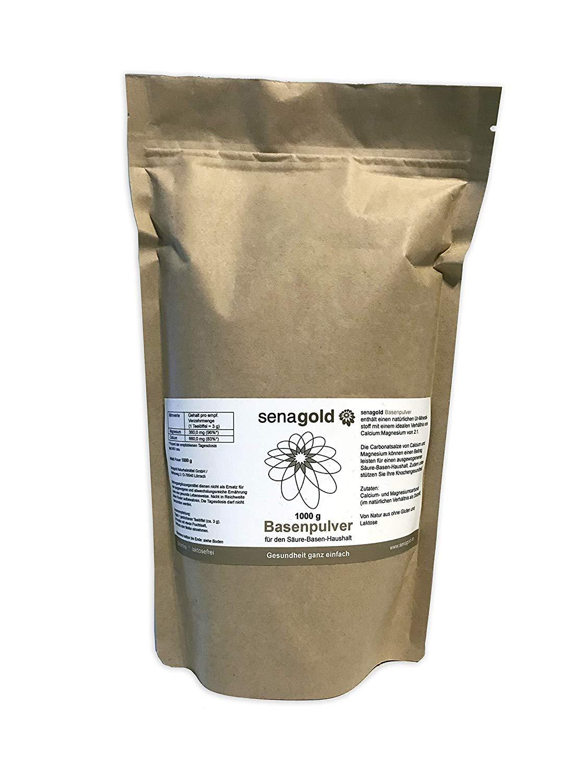 Senagold Basenpulver, 1000 g
