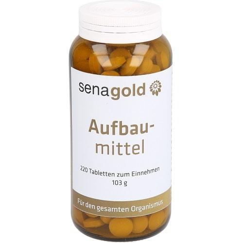 Senagold Aufbaumittel Tabletten, 220 St