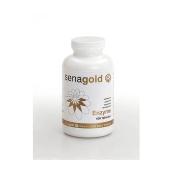 Senagold Enzyme Tabletten, 400 ST