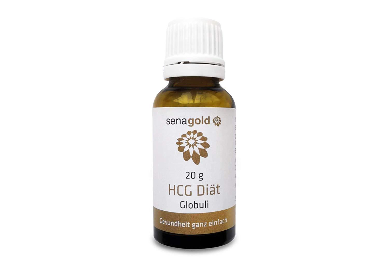 Senagold HCG Diät Globuli 20g