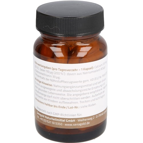 Senagold Selen Kapseln - 110 µg