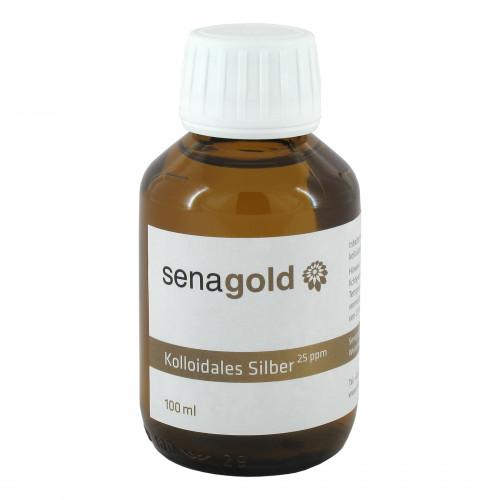 Kolloidales Silber 25 ppm, 100 ml